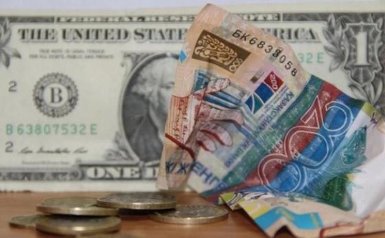 АҚШ доллары 377 теңгеге дейін төмендеді