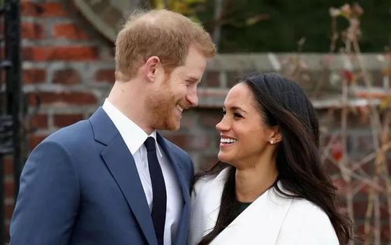 Принц Гарри и Меган Маркл: история любви