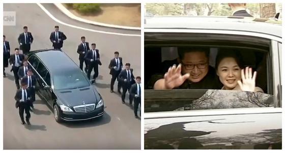 «Ким Чен Ын выехал на пробежку»: видео кортежа позабавило сеть