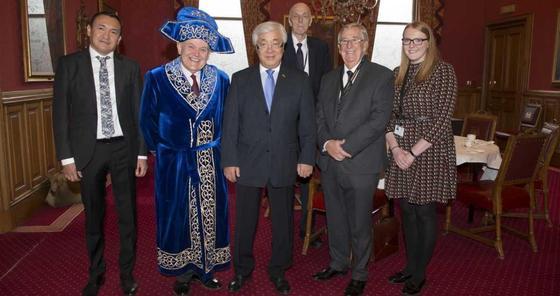 Казахстан и Шотландия укрепляют сотрудничество