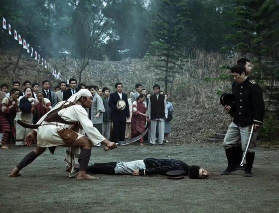 Азиатские фильмы-боевики