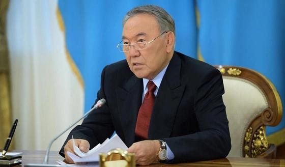 Назарбаев выступит с посланием к казахстанцам