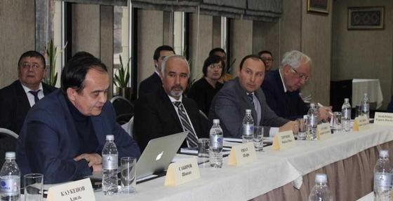 Членство Казахстана в Совбезе ООН обсудили в Бишкеке