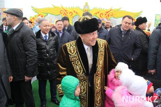 Елбасы қазақстандықтарды наурыз мерекесімен құттықтады (фото)