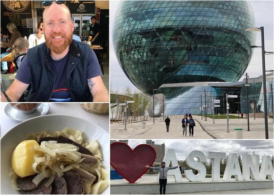 Ужасный бешбармак и сумасшедшая Астана: Австралийца шокировала столица