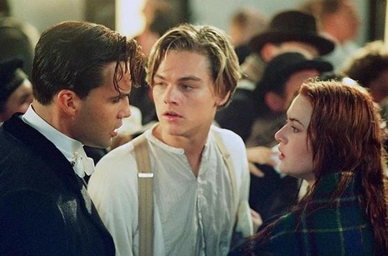 Леонардо Ди Каприо: Титаник