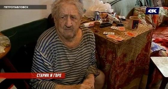 «Целый год не мылся»: одинокий пенсионер погибает в полной антисанитарии в СКО