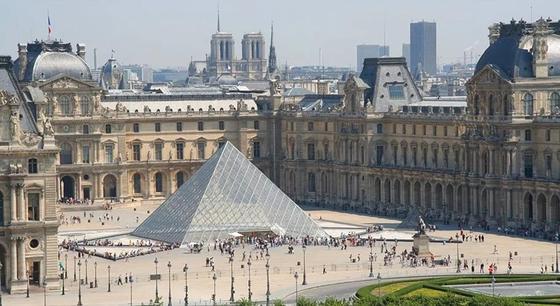 Париж: интересные места для прогулки