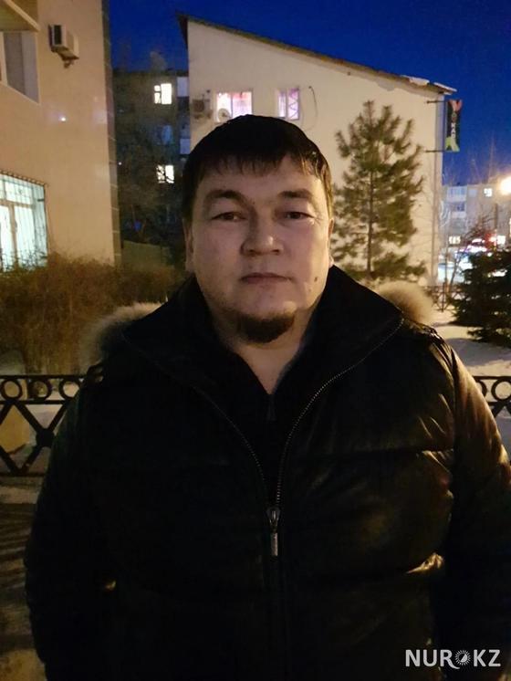 Жандос Ақмағанбетов