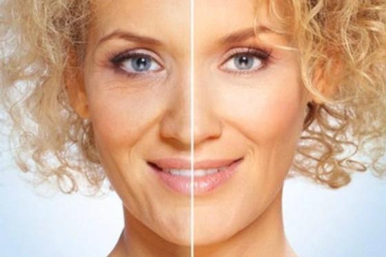 эффект от маски против морщин