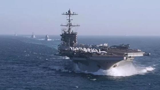 Зачем США восстанавливают Второй флот в Атлантике?