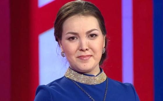 Жұлдызай Дүйсенбиева. Фото: Juldizdar.kz