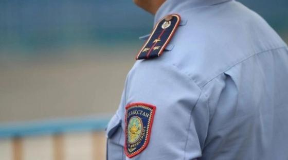 Сотрудников полиции задержали в Шымкенте и Атырау