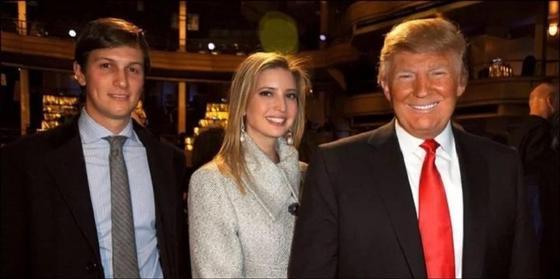 Трамп собирается отстранить своих дочь и зятя от работы в Белом доме