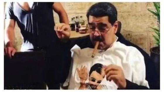 Обед президента Мадуро в шикарном ресторане вызвал гнев в Венесуэле