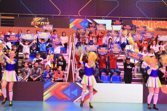 В Бурабае стартовал республиканский финал детской спортивной игры «Я-чемпион»