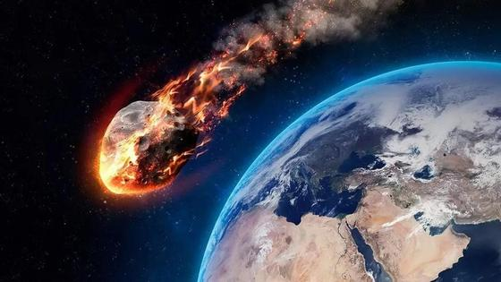 Астероид. Көрнекі фото: Газета.Ру