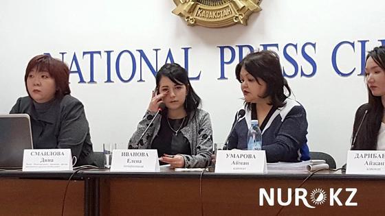 Экс-депутаттан зорлық көргенін айтқан бойжеткен әділеттік іздеп, Астанаға келді