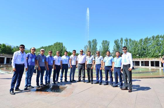 Военнослужащих, приехавших в РК для участия в Армейских играх, познакомили с уникальной культурой Казахстана