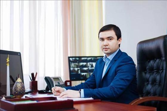Асылжан Жамалбеков. Фото: express-k.kz
