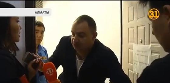 Владельцы бутиков на рынке Car City в Алматы пожаловались на рейдерский захват