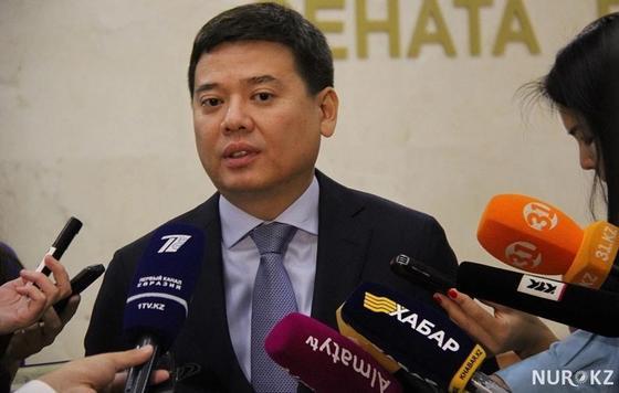 Бекетаев ответил, подаст ли в отставку, если его подчиненные попадут под следствие