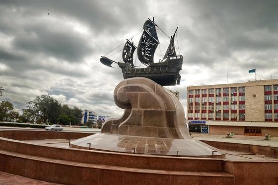 Город Актау: достопримечательности