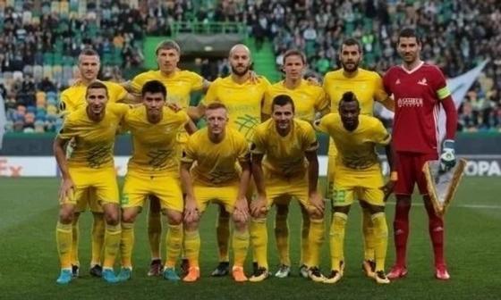 """Это история: «Астана"""" вырвала невероятную ничью в матче Лиги Европы"""