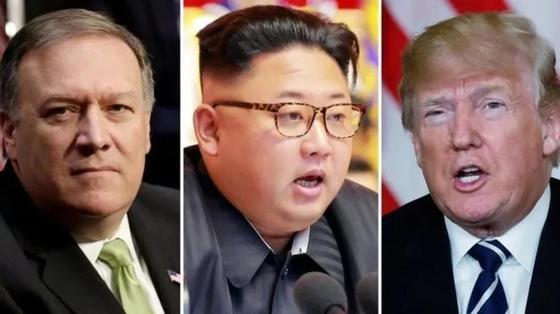 СМИ США: глава ЦРУ ездил в КНДР и встречался с Ким Чен Ыном