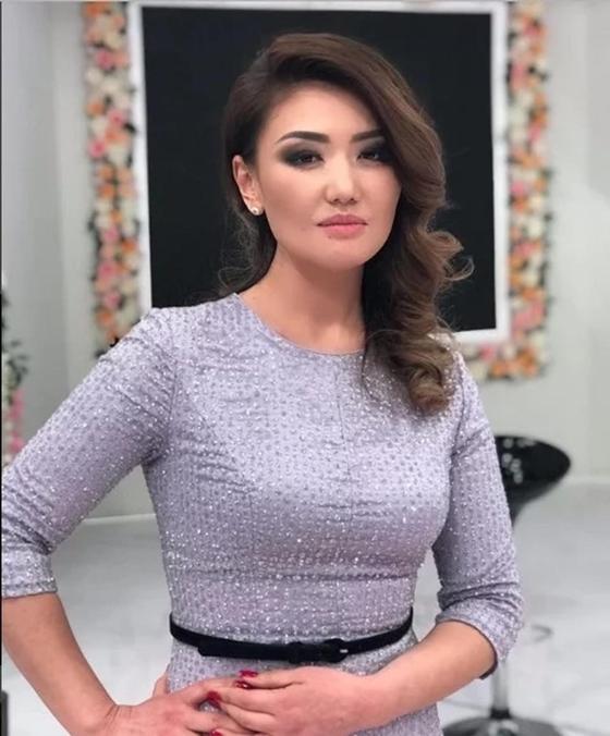 Зарина Омарова. Фото: Интернет желісінен