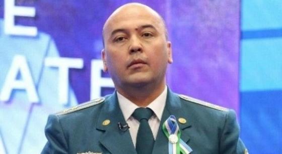 Главного ГАИшника Узбекистана зарезали на рабочем месте