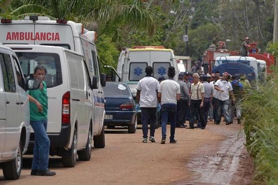 На Кубе в ДТП с грузовиком пострадали не менее 36 человек