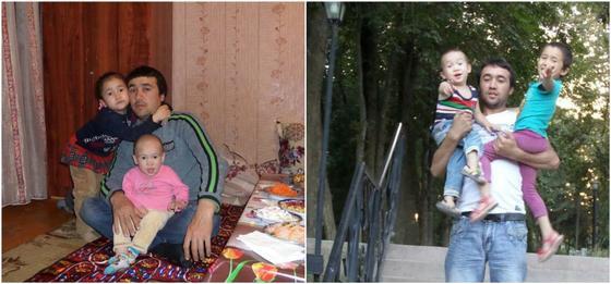 Отец погибшего Нигмата Махмудова: он для всех нас был ангелом