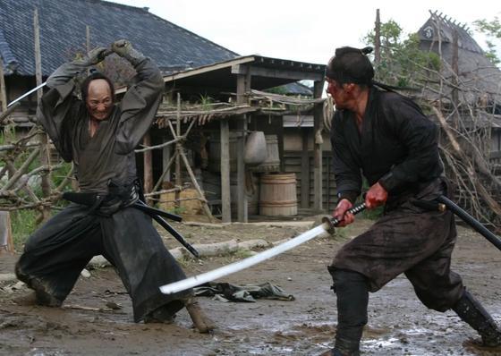 Исторические азиатские фильмы-боевики