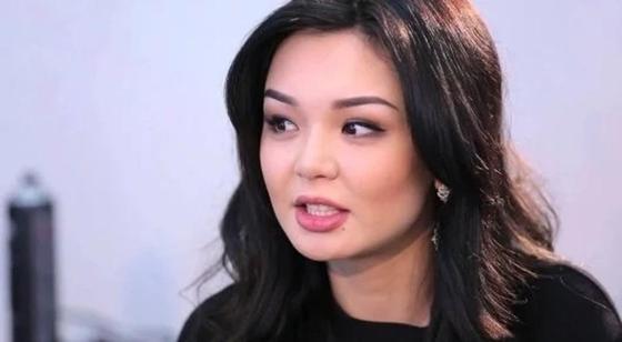 Жәния Журинская. Скриншот: Видеодан
