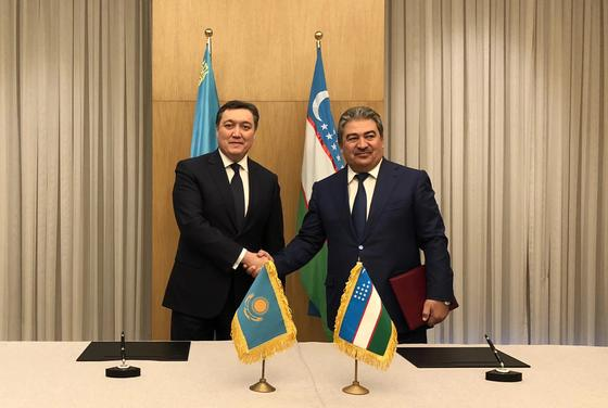 Аскар Мамин: На 50% вырос объем товарооборота между Казахстаном и Узбекистаном за первый квартал 2018 года