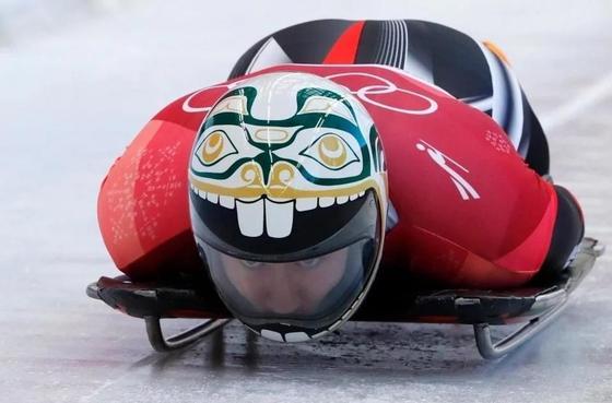 13 самых крутых шлемов на Олимпиаде 2018 года