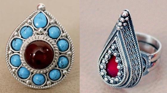 Казахские украшения: предназначение колец, о которых мы забыли (фото)