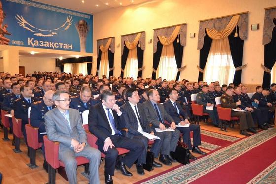 Касымов разъяснял послание президента в Кызылординской области