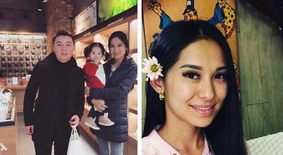 Алмас Кишкенбаев с семьей. Фото: Instagram