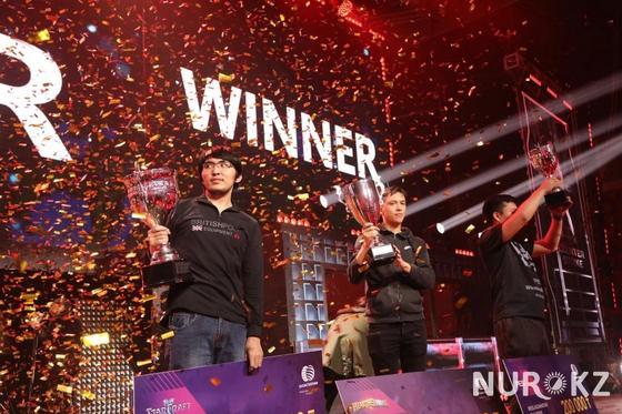 Победители чемпионата по киберспорту получили 5,5 млн тенге в Алматы
