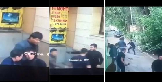 «Пацанская тема»: В боксера Жанкошу Турарова стреляли в Алматы (видео)