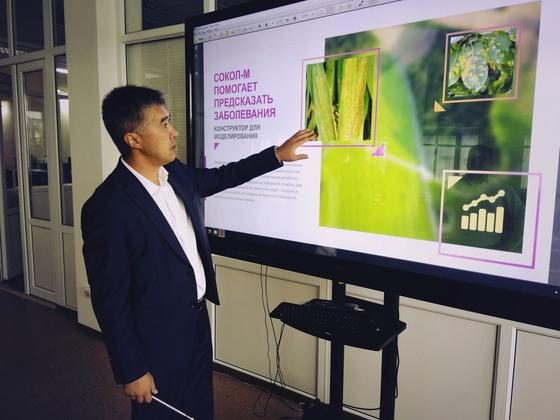 В Костанае создан цифровой хаб «Парасат»