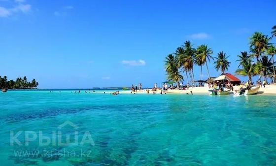 Остров в Карибском море предложили купить казахстанцам (фото)
