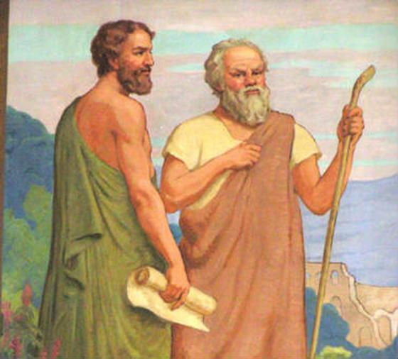 Сократ: цитаты о мире и знаниях