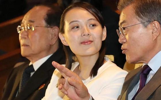 Появившаяся на Олимпиаде сестра Ким Чен Ына внушила ужас соцсетям