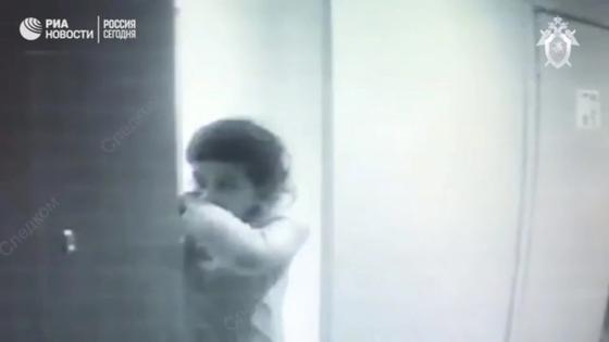 Кадры из дома, где три сестры убили отца, обнародовало следствие (фото)