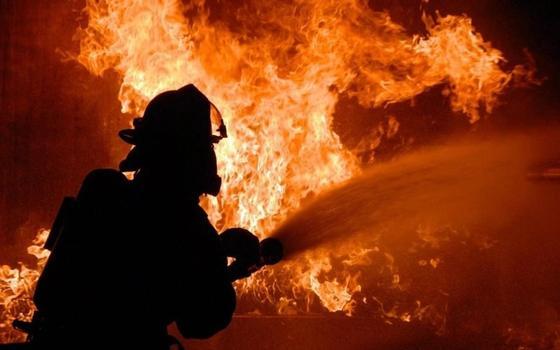 Лесник-егерь скончался во время тушения пожара в Жамбылской области