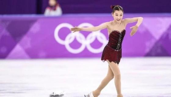 Олимпиада-2018: Элизабет Турсынбаева стала промежуточным лидером