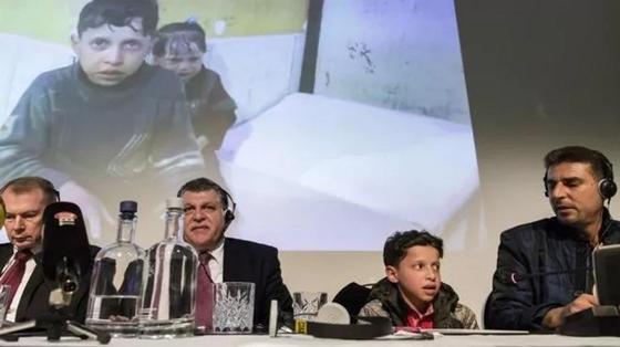 """Россия предъявила свидетелей """"фальсификации химатаки"""" в Сирии. Британия назвала это спектаклем"""